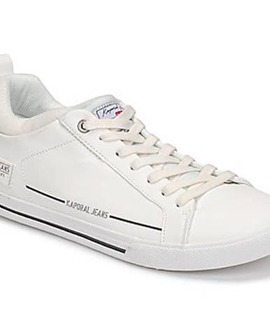 Biele tenisky Kaporal