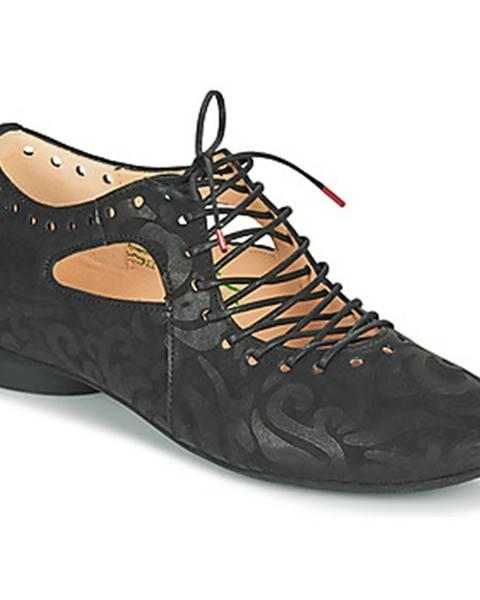 Čierne topánky Think