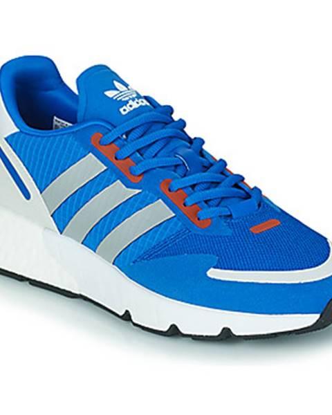 Modré tenisky adidas