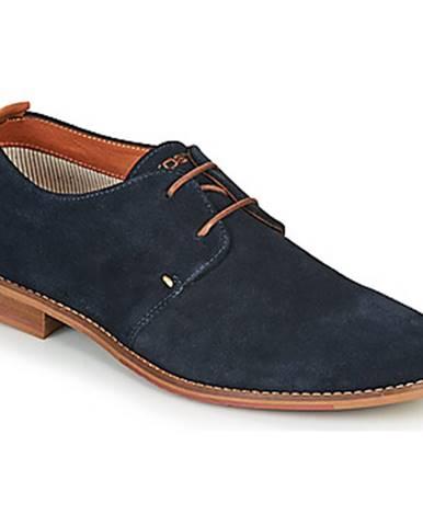 Modré topánky Kost