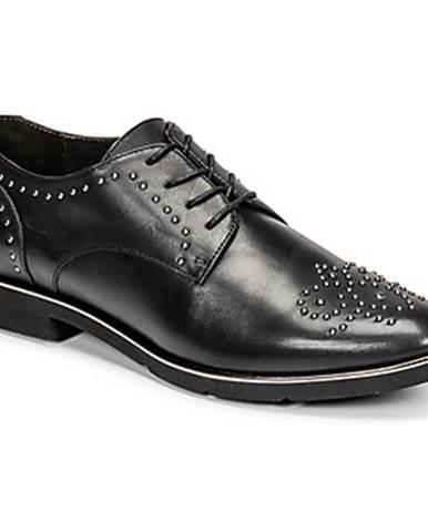 Čierne topánky JB Martin