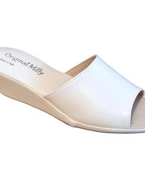 Biele topánky Milly