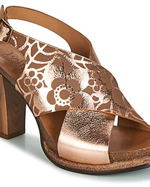 Ružové sandále Felmini