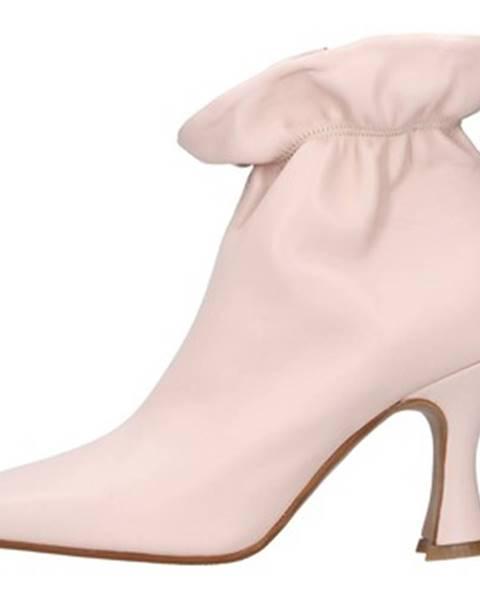 Ružové topánky Balie'