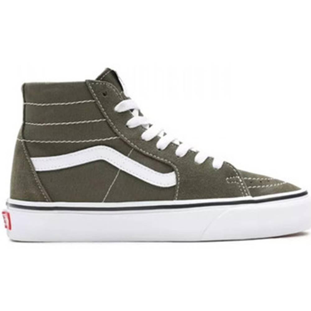 Vans Skate obuv Vans  Sk8-hi taperedleaf