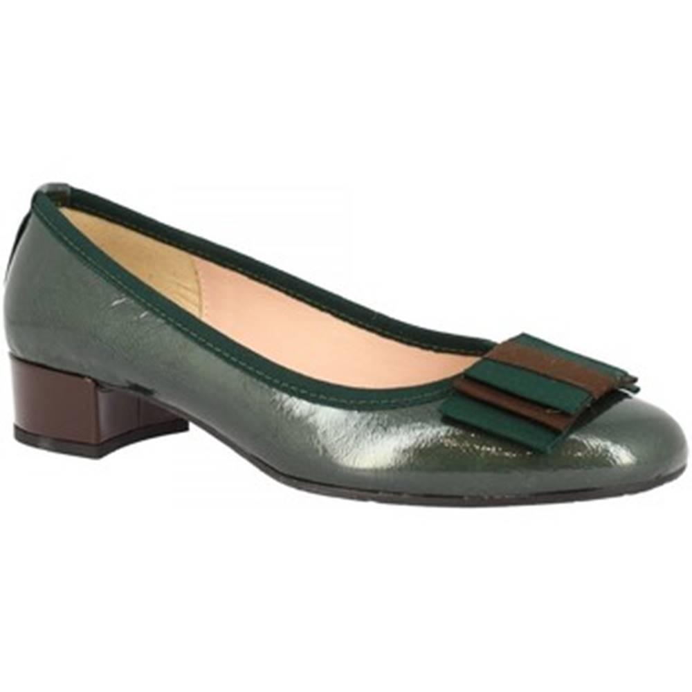 Leonardo Shoes Balerínky/Babies Leonardo Shoes  2356 NAPLAK FOREST