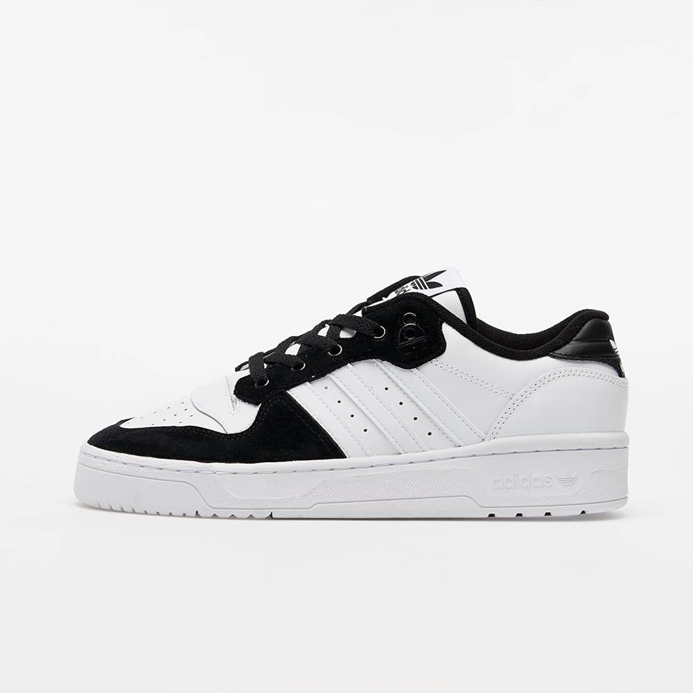 adidas Originals adidas Rivalry Low Ftw White/ Core Black/ Ftw White