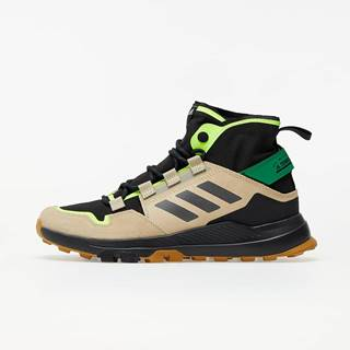 adidas Terrex Hikster Mid Core Black/ Core Black/ Signature Green