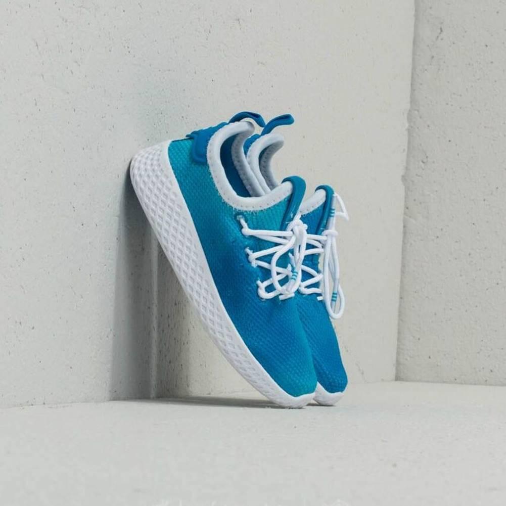 adidas Originals adidas x Pharrell Williams Tennis HU I Bright Blue/ Ftw White/ Ftw White