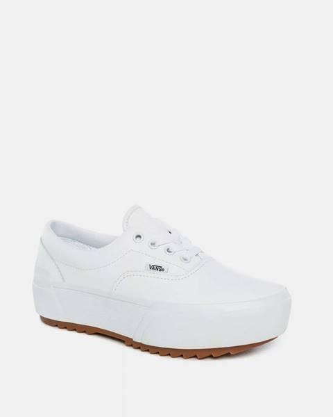Biele tenisky Vans