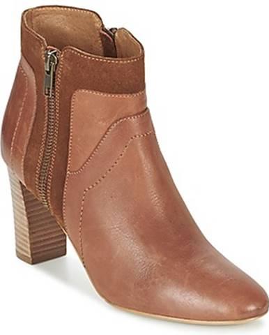Hnedé topánky Petite Mendigote