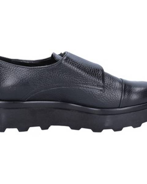 Čierne topánky Phil Gatiér