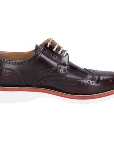 Červené topánky Nicol Sadler