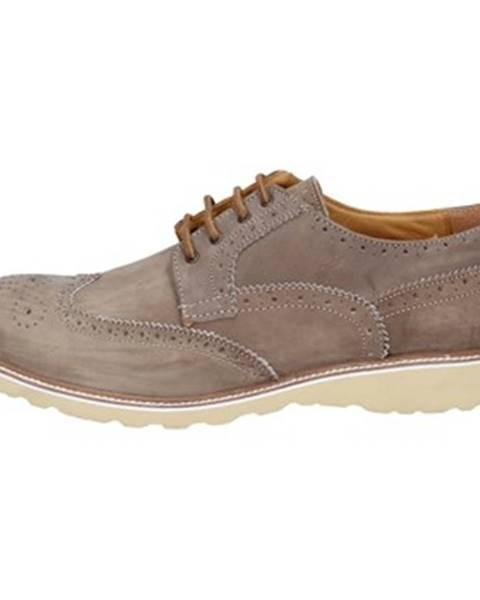 Béžové topánky Evc