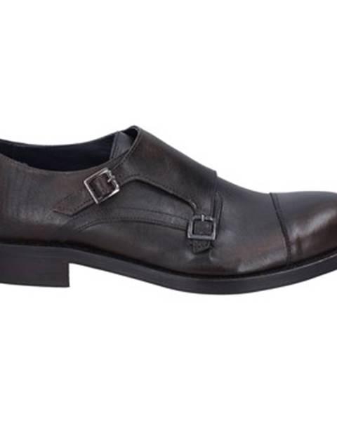 Hnedé topánky Cod-E