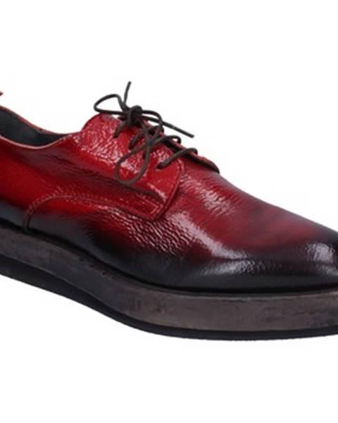 Červené topánky Moma