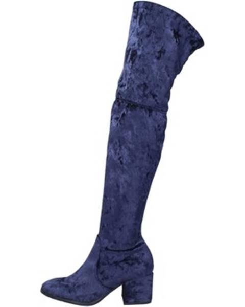 Modré čižmy Accademia