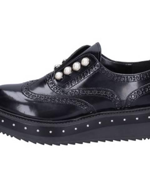 Čierne topánky La Formica