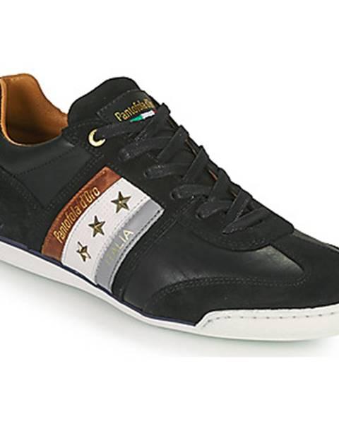 Čierne tenisky Pantofola d'Oro