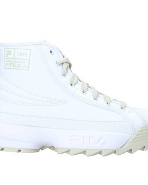 Biele sandále Fila