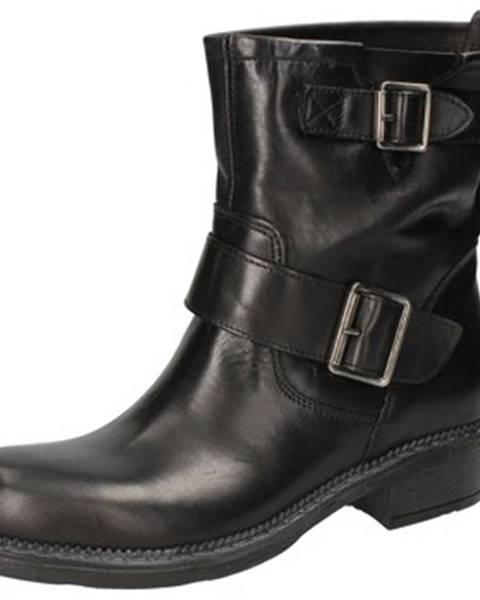 Čierne topánky Trend