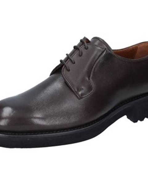 Hnedé topánky Alexander