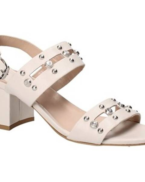 Ružové sandále Mally