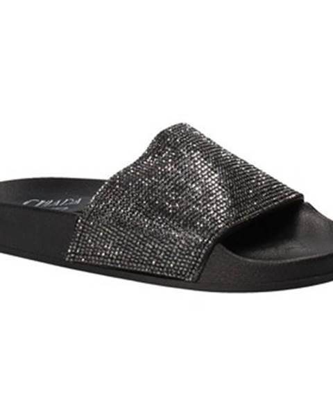 Čierne topánky Chiara Pacini