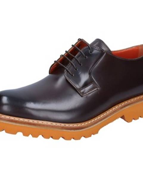 Hnedé topánky Di Mella