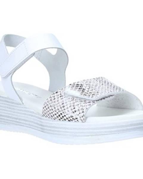 Biele sandále Valleverde