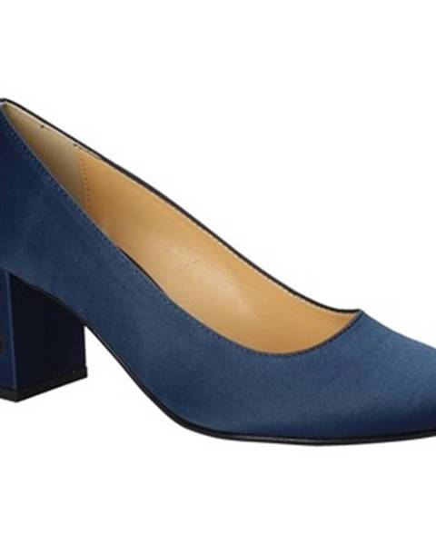 Modré lodičky Grace Shoes