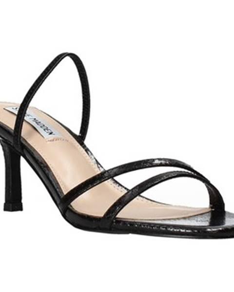 Čierne sandále Steve Madden