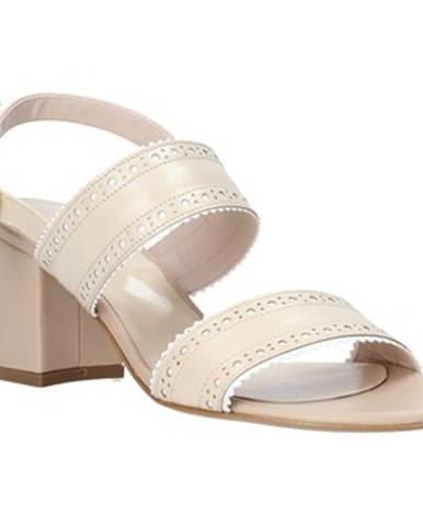Béžové sandále Casanova