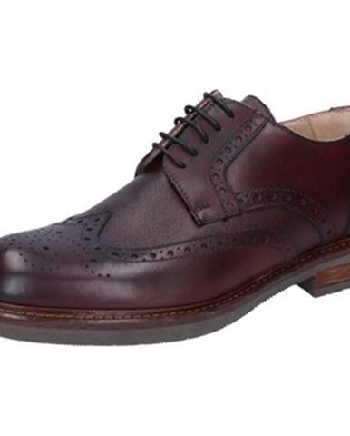 Červené topánky Fdf Shoes