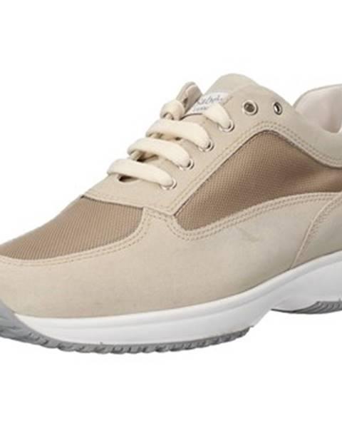 Béžové tenisky Saben Shoes