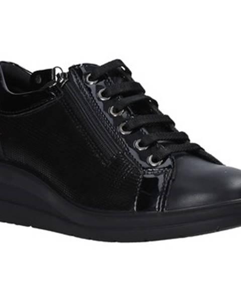 Čierne tenisky Enval