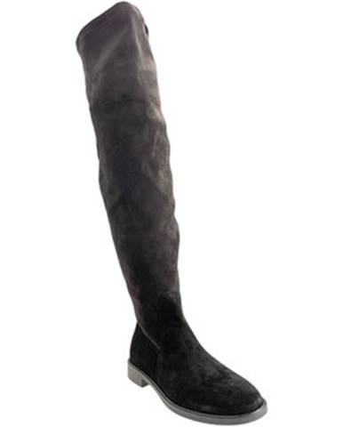 Čierne čižmy Grunland