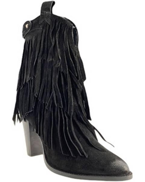 Čierne topánky Pepe jeans