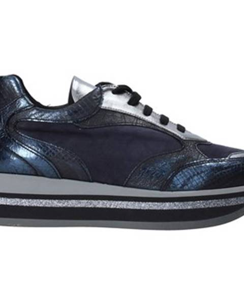 Modré tenisky Grace Shoes