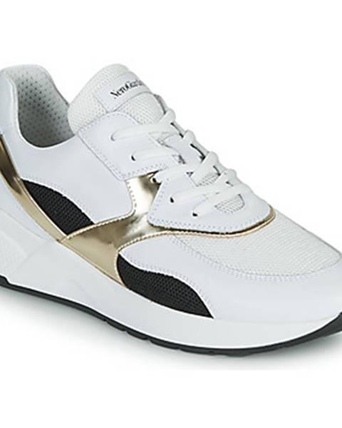Biele tenisky NeroGiardini