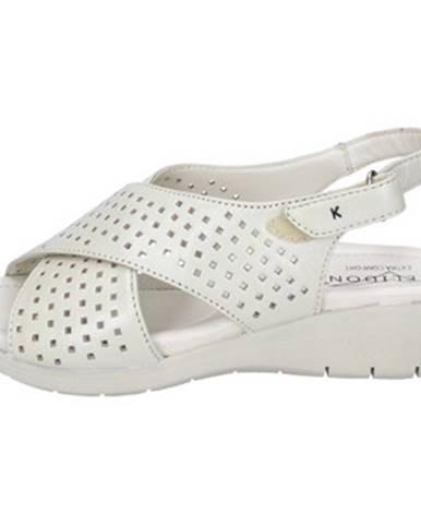 Béžové sandále Kelidon