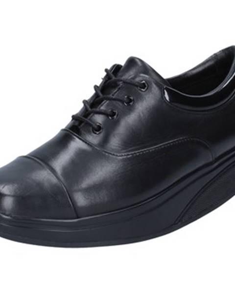 Čierne topánky Mbt