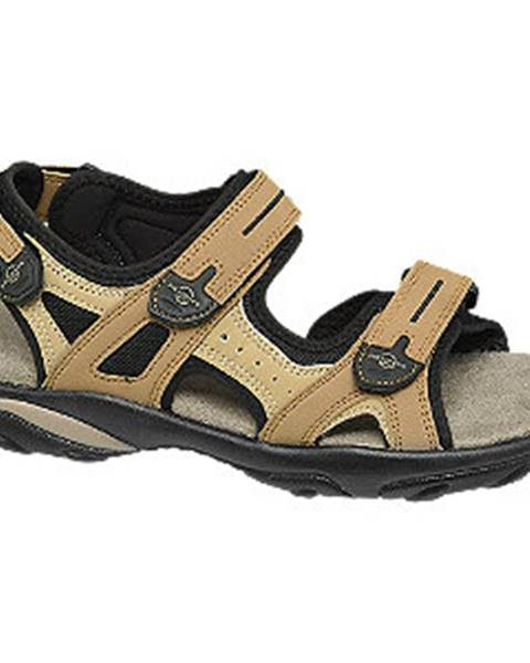 Béžové sandále Memphis One