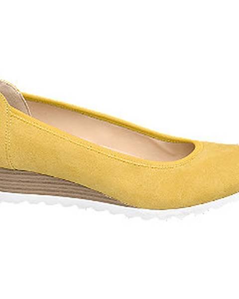 Žlté lodičky Graceland