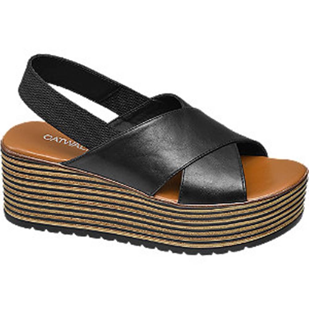 Catwalk Sandále na platforme