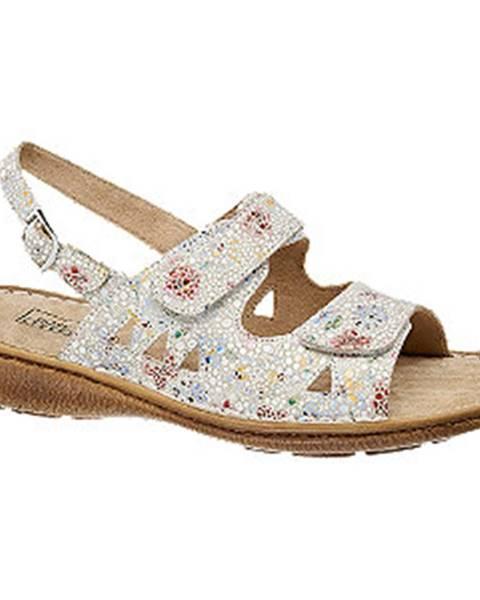 Béžové sandále Easy Street