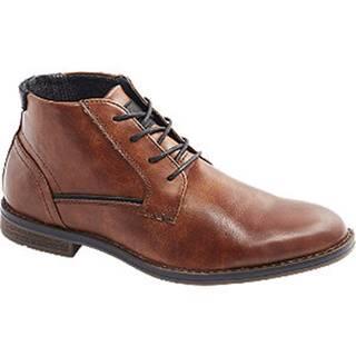 Hnedá členková obuv Memphis One