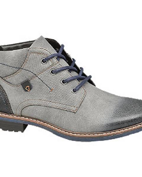 Sivé topánky Memphis One