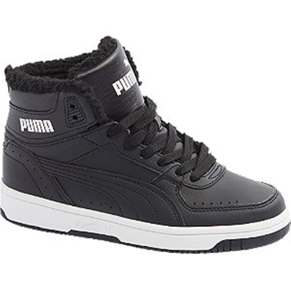 Puma Čierne členkové tenisky Puma