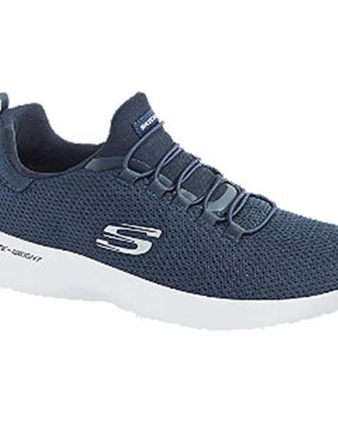 Tmavomodré tenisky Skechers